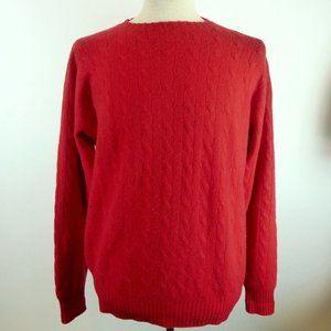 Polo Ralph Lauren Cashmere Cable sweater 44 l xl